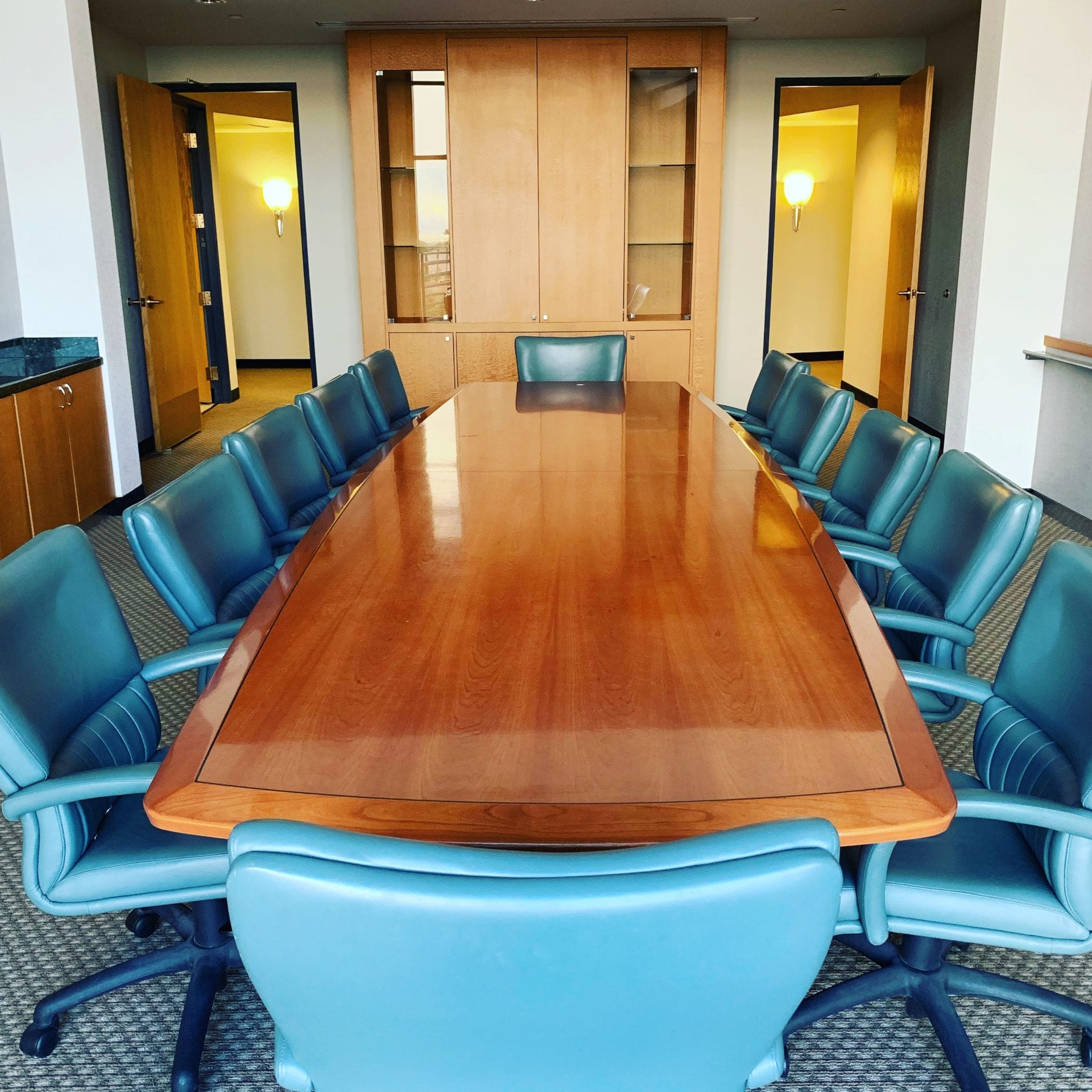 Executive Table at Privé Offices