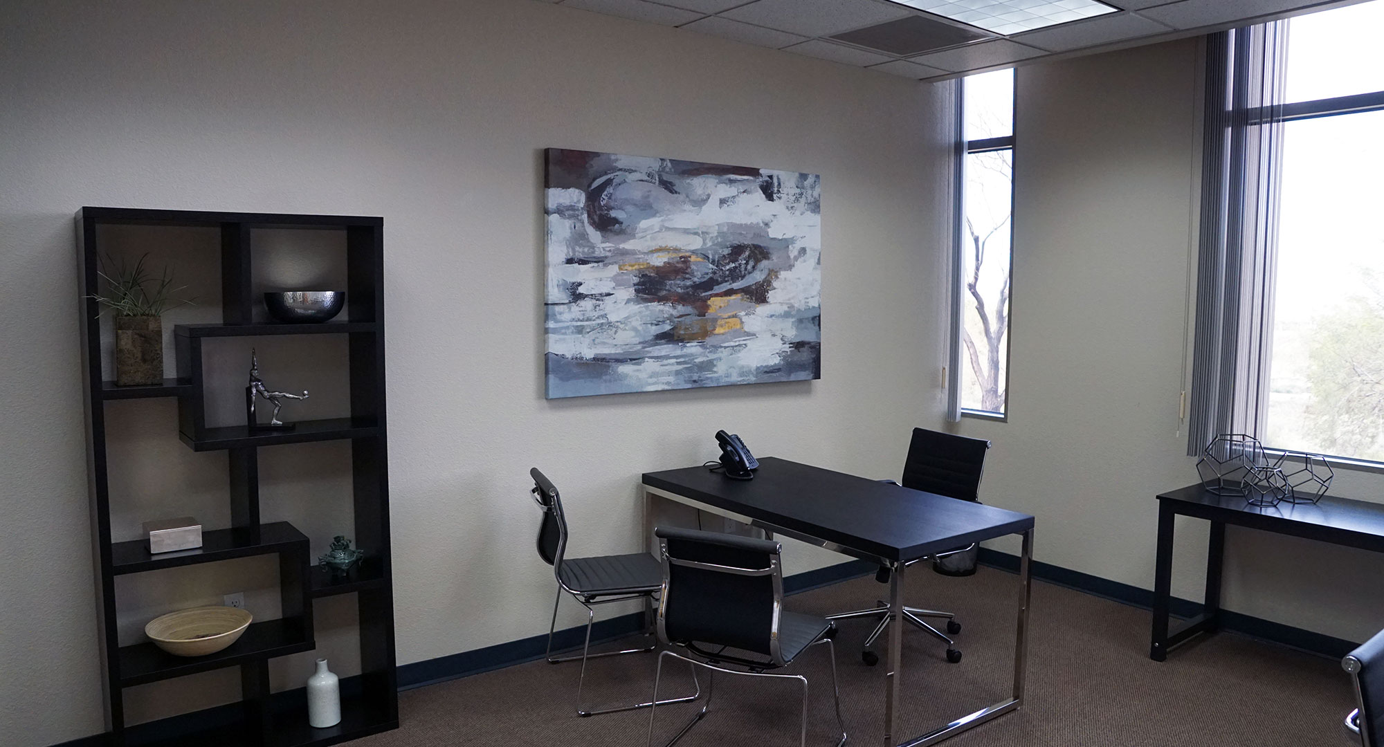 Prive Offices Executive Suite